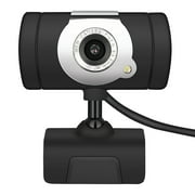 USB 2.0 0.3 Mega Pixel Web Cam HD Camera Webcam with Mic Microphone for Computer PC Laptop Notebook