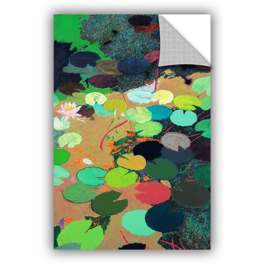 """ArtAppealz Allan Friedlander """"Valdosta Pond"""" Removable Wall Art"""