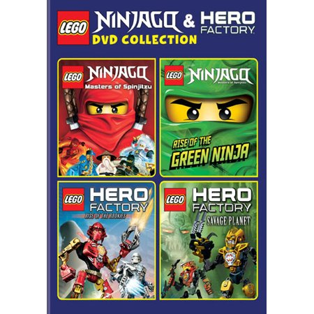 Lego  Ninjago And Hero Factory Collection  Widescreen
