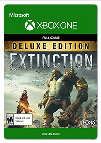 Extinction Deluxe Edition, Modus Games, Xbox One, [Digital Download] by Microsoft
