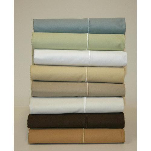 Wildon Home 600 Thread Count Solid Sateen Sheet Set