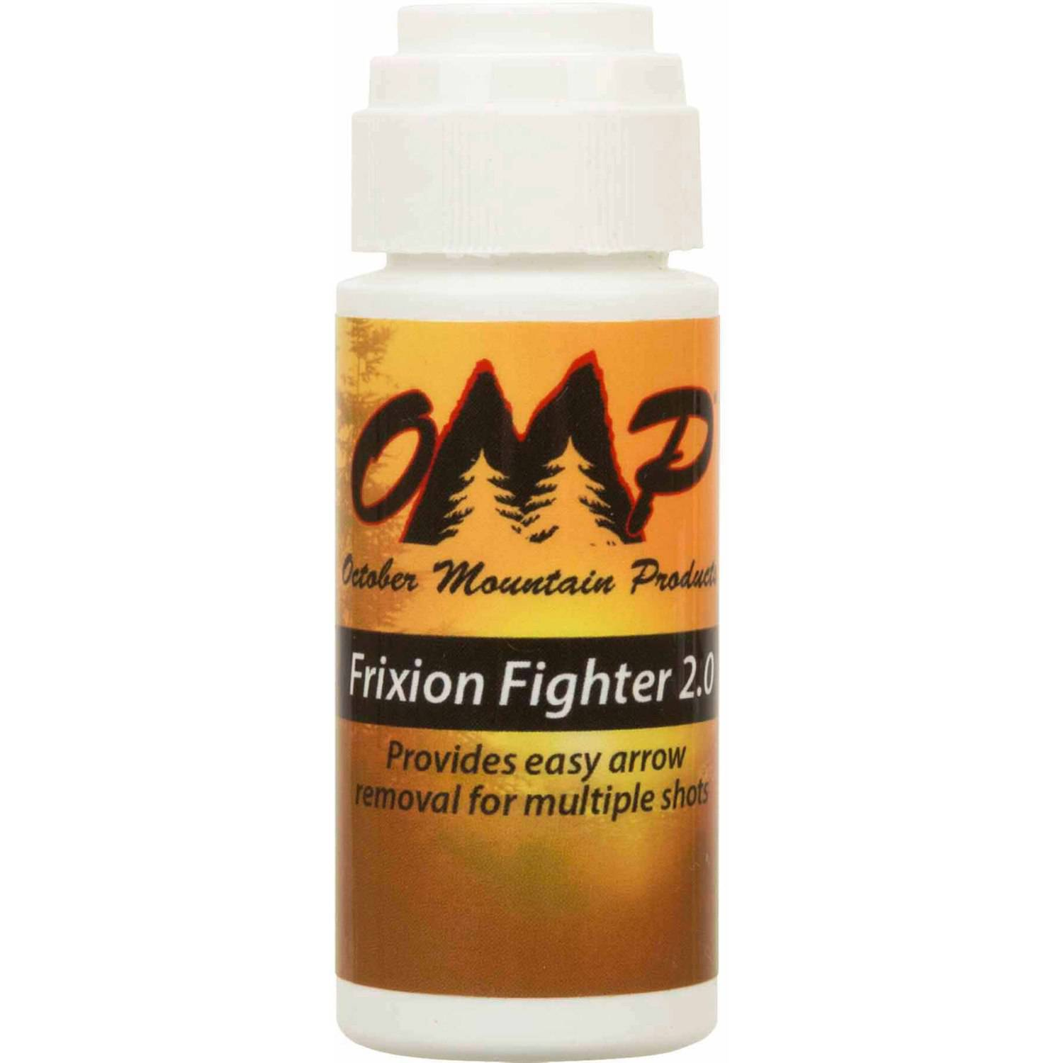 October Mountain 45367 FriXion Fighter 2.0 Arrow Lube, 2 Ounces