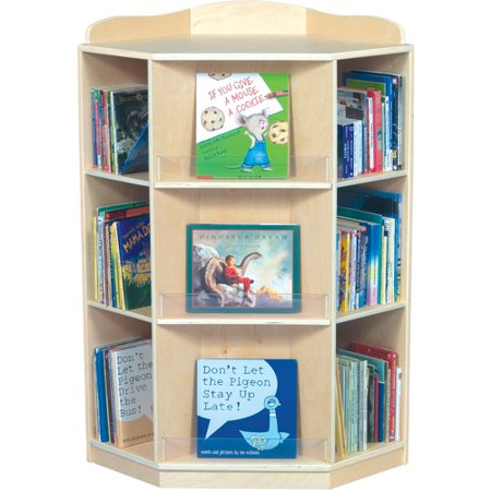Guidecraft Birch Corner Book Nook