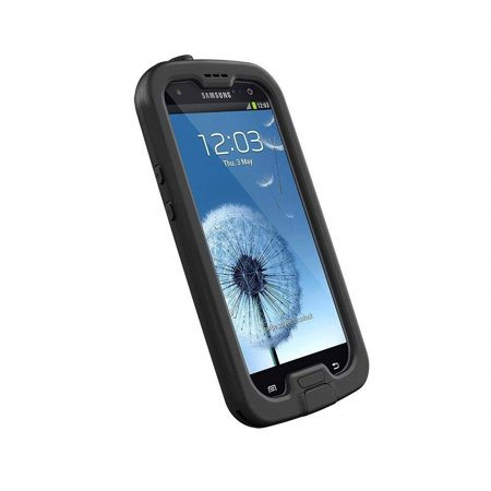 LifeProof Nuud Case for Samsung Galaxy S3 - Black/Clear](Samsung S3 Case)