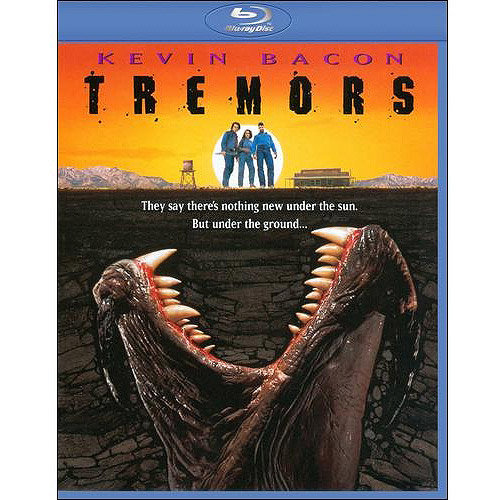 Tremors (Blu-ray) (With INSTAWATCH) (Widescreen)