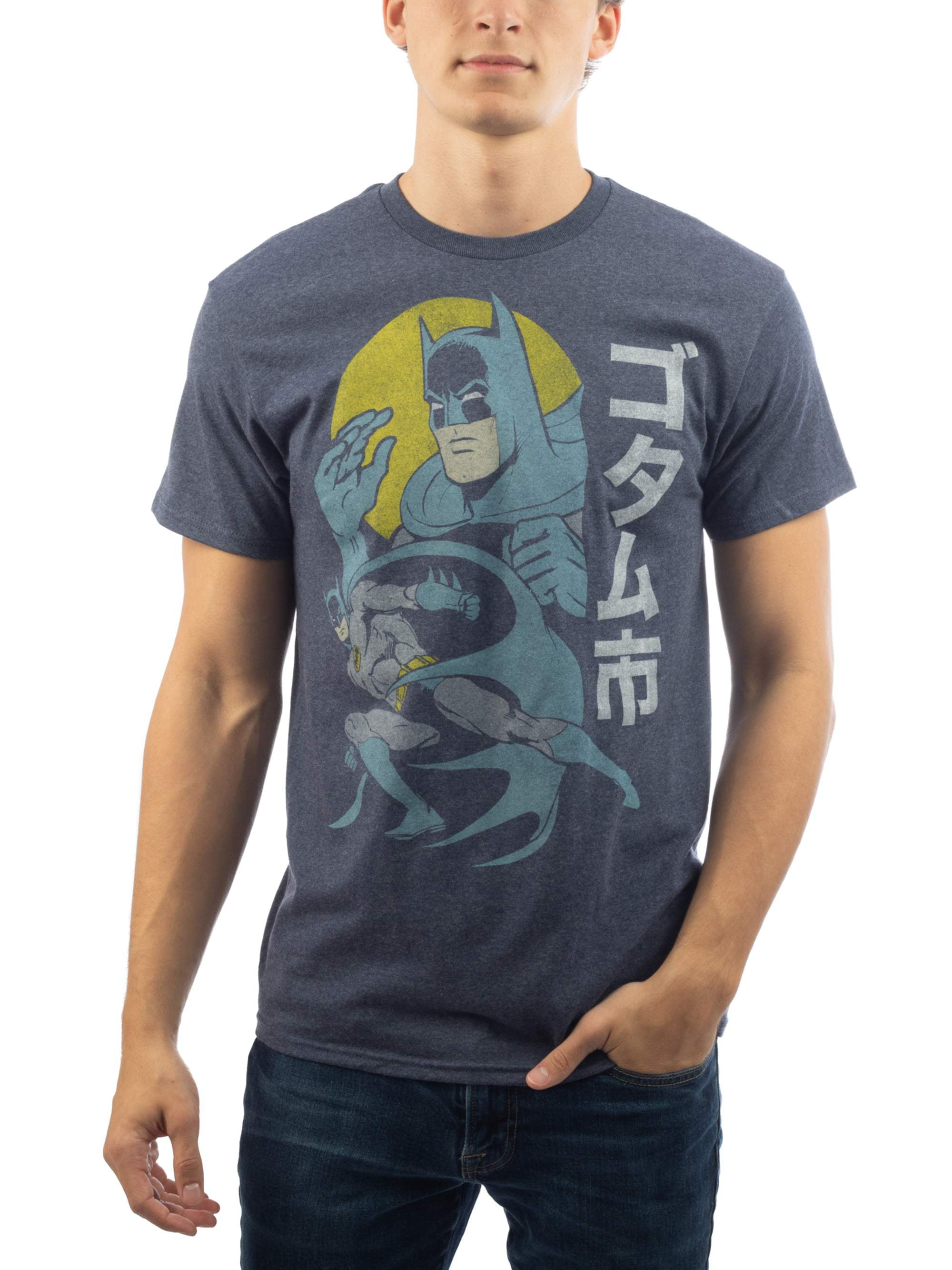 Batman TRUST ME I GOT THIS Loose Fit Tag-Free Active Wear Officially Licensed DC