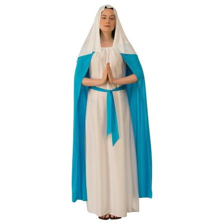 Womens Mary Costume (Mary Christmas Costume)