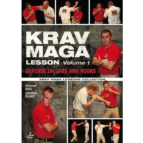 Krav Maga Lesson, Vol. 1: Defense On Jabs And Hooks
