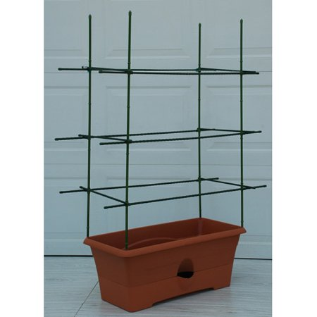 Garden Patch ST01-01 The Garden Patch™ Bamboo Style Staking (Planter Depot)