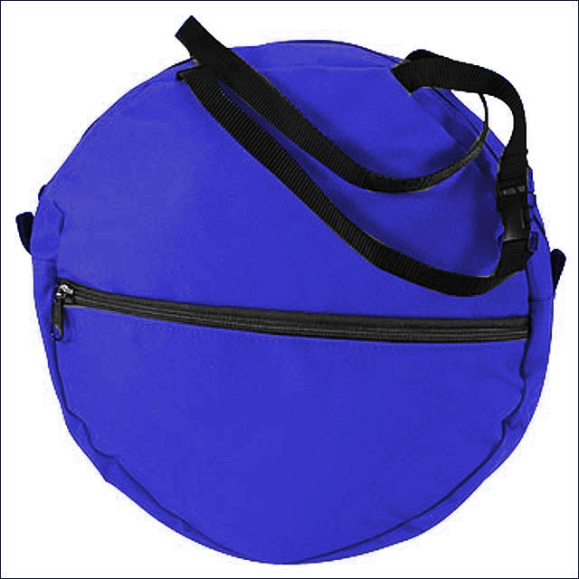 "HILASON 600D POLY ROPE BAG KIDS / ADULT WITH 1"" QUICK SNAP"