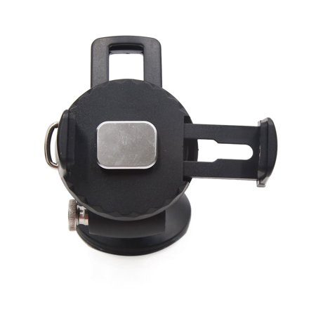 Black Car Windshield Dashboard Suction Cup Mount Holder Stand for Cell Phone - image 2 of 3