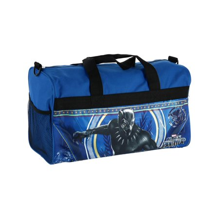 Size one size Black Panther Travel Duffle Bag, (One Travel Bag)
