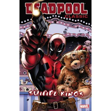 Deadpool Classic Vol. 14 : Suicide Kings (Lady Deadpool Comics)