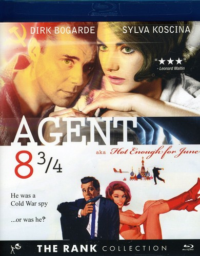 Agent 8 3 4 (Blu-ray) by VIDEO COMMUNICATIONS INC