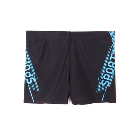 SAYFUT Men's Swim Shorts Beach Trunks Surfing Quick Dry Board Shorts Tight Compression Fitness Swim Jammers - Drag Tights For Swimming