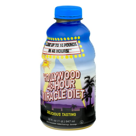 Hollywood Diet Drink Review