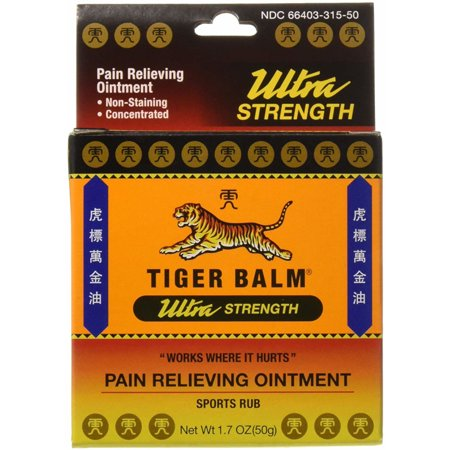 Tiger Balm Sport Rub Ultra Strength 1.70 oz Each