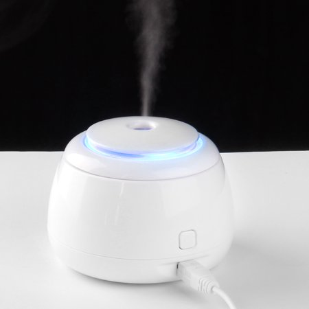 mini usb air humidifier mist freshener water filter aroma On living room humidifier
