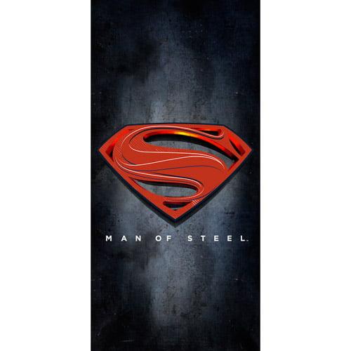 "Superman ""Graphic"" Beach Towel"