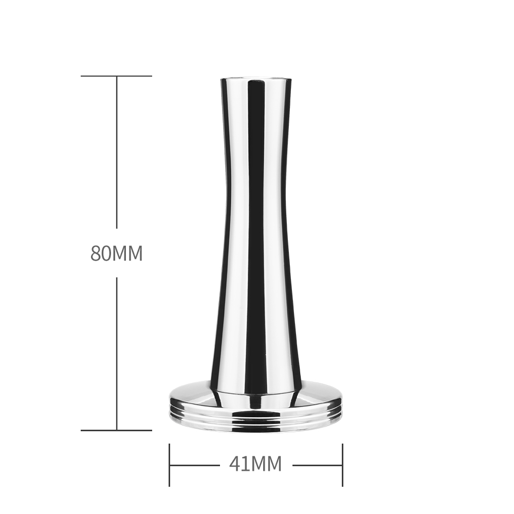 304Stainless Coffee Tamper Espresso Capsule Press Tool 41mm For Nespresso Vertuo