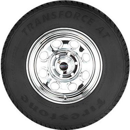 285 60r20 In Inches >> Firestone Transforce At 285 60r20 125 R Tire