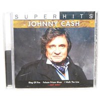 Johnny Cash - Super Hits - CD
