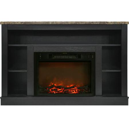 Cambridge Seville 47 Quot Electric Fireplace Mantel Heater