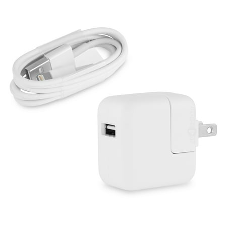 Apple iPad 10W Power Adapter & Lightning Cable ()