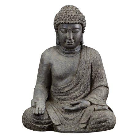 Winsome House Meditating Buddha Statue