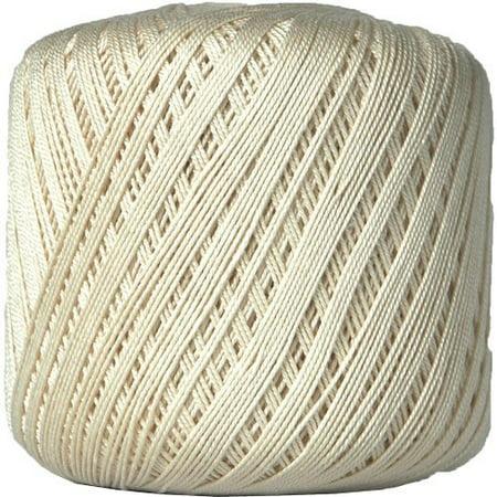 Threadart Crochet Thread - Size 10 - Color 2 - NATURAL ()
