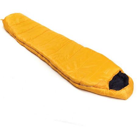Snugpak Basecamp Sleeper Expedition Sleep Bag, Amber Yellow Snug Pack Sleeper
