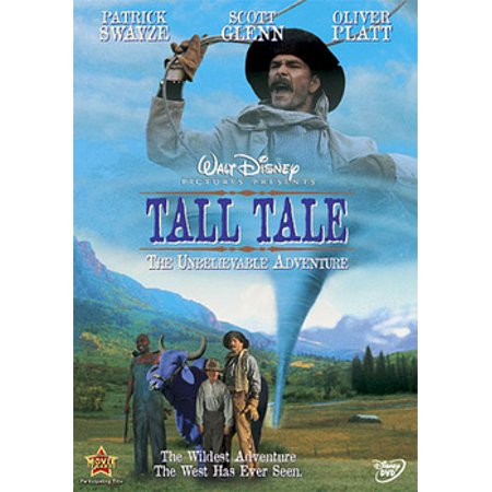 Tall Tale: The Unbelievable Adventures Of Pecos Bill (DVD) (Tales Of Halloween Dvd)