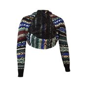 Free People Women's Long-sleeve Bolero Sweater
