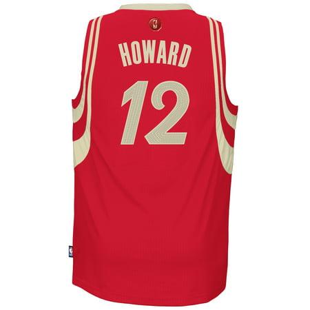 Dwight Howard Houston Rockets Adidas 2015 Christmas Day Swingman Jersey (Red) by
