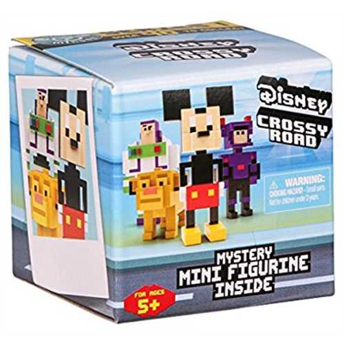 Disney Crossy Road Mini - Crossy Road Characters Halloween