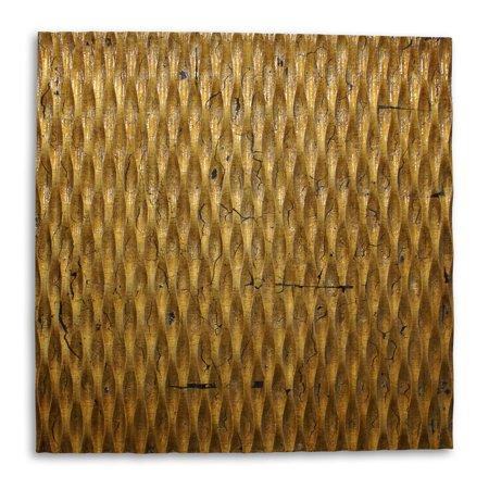 - Screen Gems Metallic Ridge Wall Art