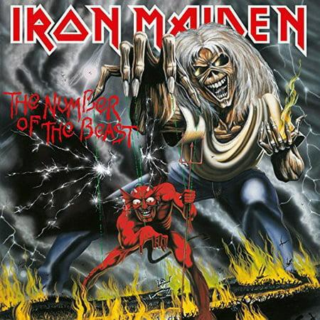 Number Of The Beast (Vinyl)