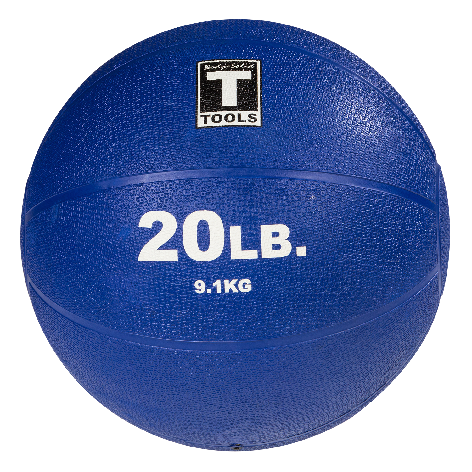BSTMB20 20lb Dark Blue Medicine Ball