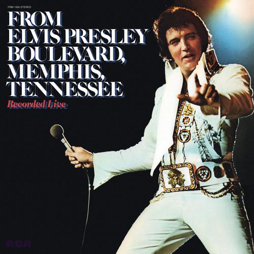 From Elvis Presley Boulevard Memphis Tennessee (Vinyl)