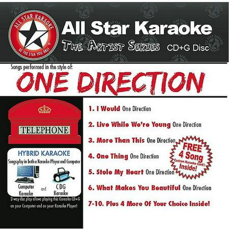 All Star Karaoke: One Direction