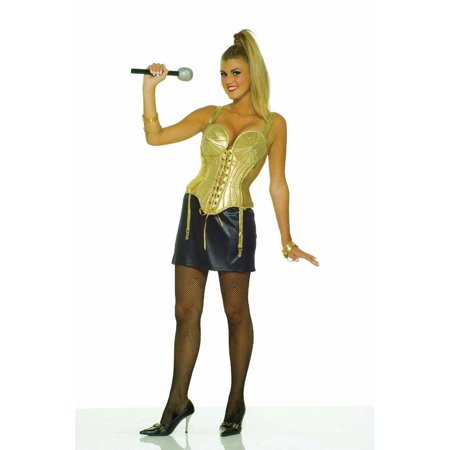 Adult X-Small - Small 80's Pop Star Costume Forum Novelties 61815, 2 to (80's Sports Stars Costumes)