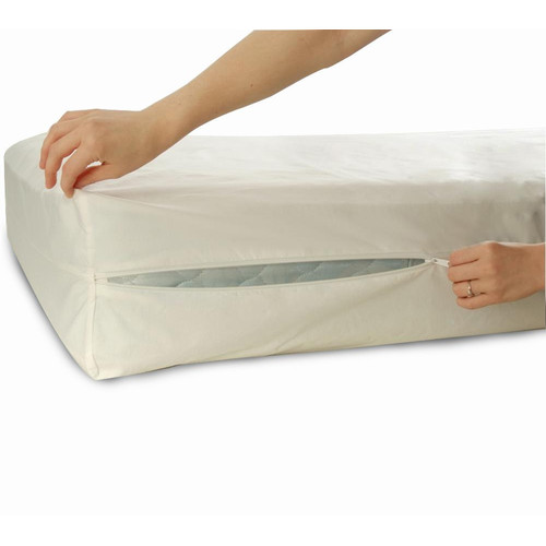 Ruthy's Textile Bed Bug Allergy Zippered Extra Heavy Waterproof Mattress Protector by Ruthy's Textile
