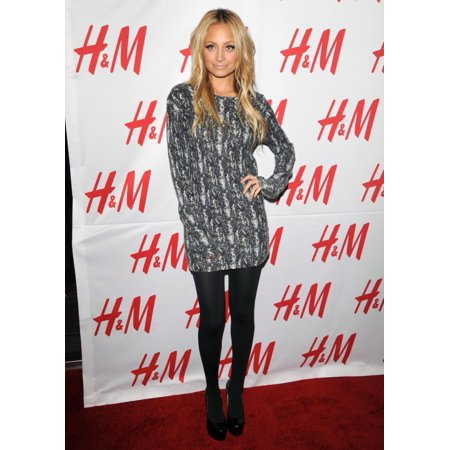 Nicole Richie At Arrivals For H&M Exclusive Celebrity Shopping Event H&M Store On Sunset Boulevard In West Hollywood Los Angeles Ca November 11 2008 Photo By Dee CerconeEverett Collection Celebrity - H&m Halloween Collection 2017