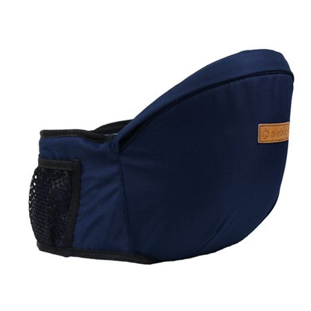 Kids Toddler Newborn Baby Carrier Waist Hip Seat Wrap Walker Belt Sling Hold Portable Baby Kids Universal Backpacks Multifunctional Carriers Infant Breathable Waist Hip SeatSpecification:Material: PolyesterGender: UnisexPattern Type: SolidAge Range: 3-36MColor: Multi-colorLoad Bearing: About 20kgWaist Circumference: 67cm/26.3 -110cm/43.3 Item Includes: 1 x Baby Waist Seat