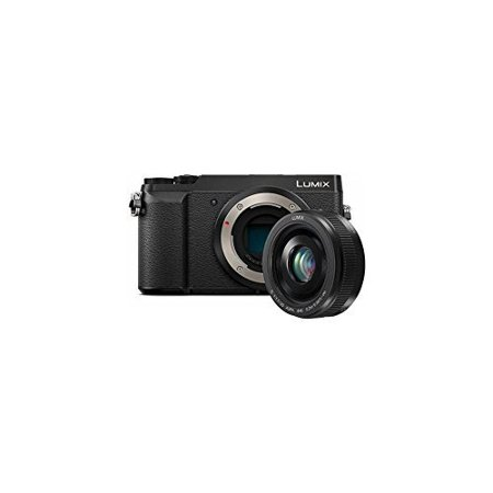 Panasonic GX85 Mirrorless Micro 4/3 Body w/Lumix G 20mm f/1.7 II Lens International