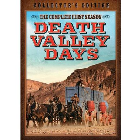 Death Valley Days: The Complete First Season (Collector's Edition)