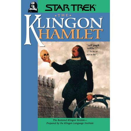 Klingon Hamlet: The Restored Klingon Version