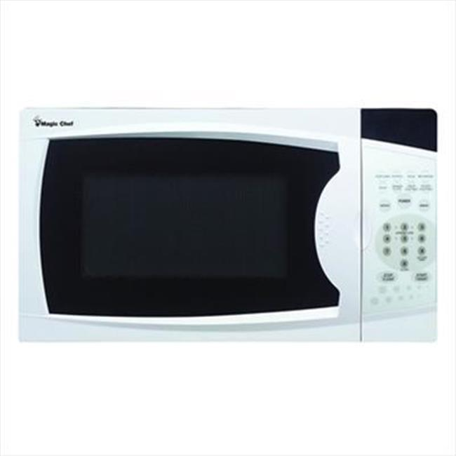 Magic Chef MCM770W 0.7 Cu. Ft. Microwave Oven - White