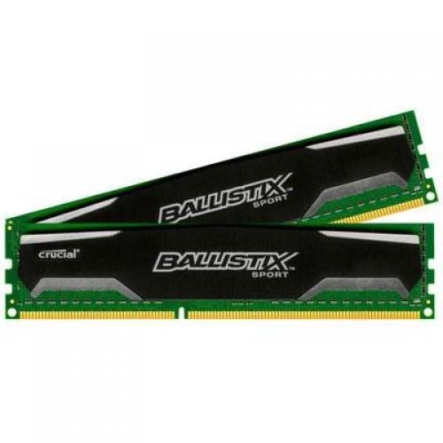 Ballistix Sport 8GB DDR3 SDRAM Memory Module
