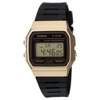 Casio Men's Casual Digital Black Resin Sport Watches F91WM